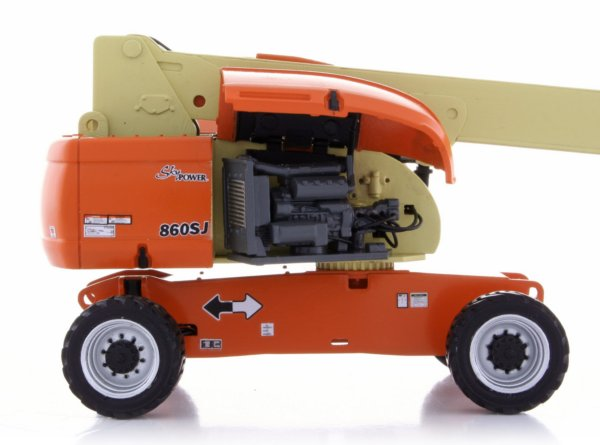 JLG 860SJ Telescopic Boom Lift